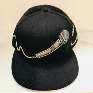 New Era 59Fifty Microphone Wrap SnapBack 7 3/4
